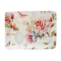 Certified International Beautiful Romance Rectangular Platter