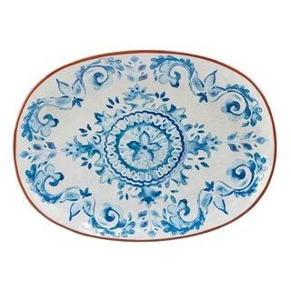 Certified International Porto Oval Platter