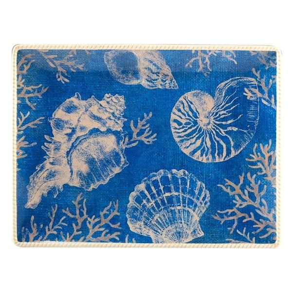 Certified International Seaside Rectangular Platter
