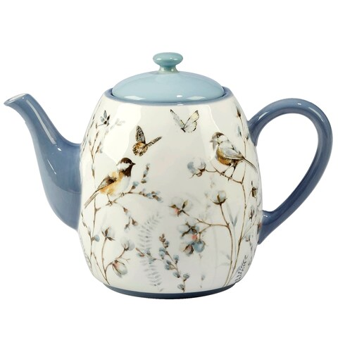 Certified International Country Weekend 40-ounce Teapot