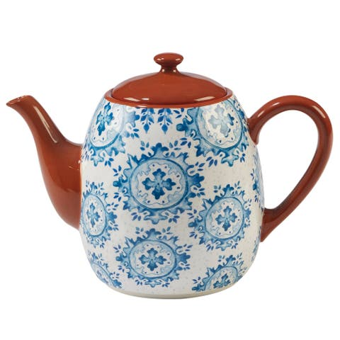 Certified International Porto 40-ounce Teapot