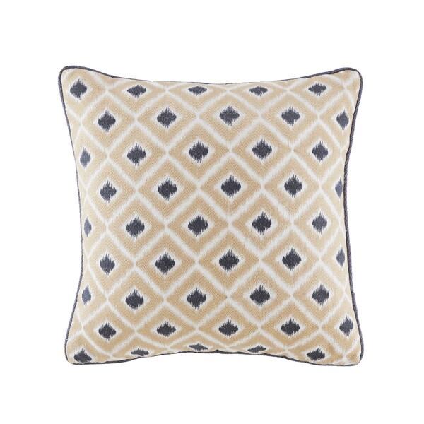 Croscill Kayden Diamond Ikat 16 inch Throw Pillow