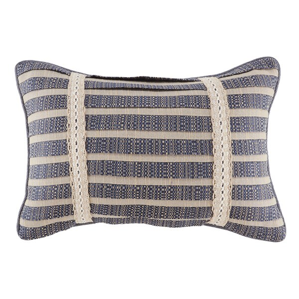 Croscilll Kayden Stripe 19x13 Boudoir Pillow
