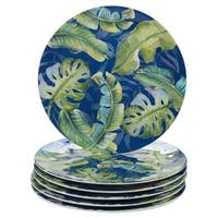 Certified International Tropicana Melamine Dinner Plate (Set of 6)