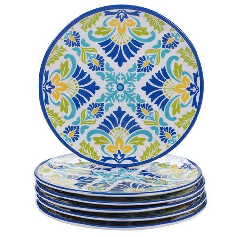 Certified International Martinique Salad/Dessert Plate (Set of 6)