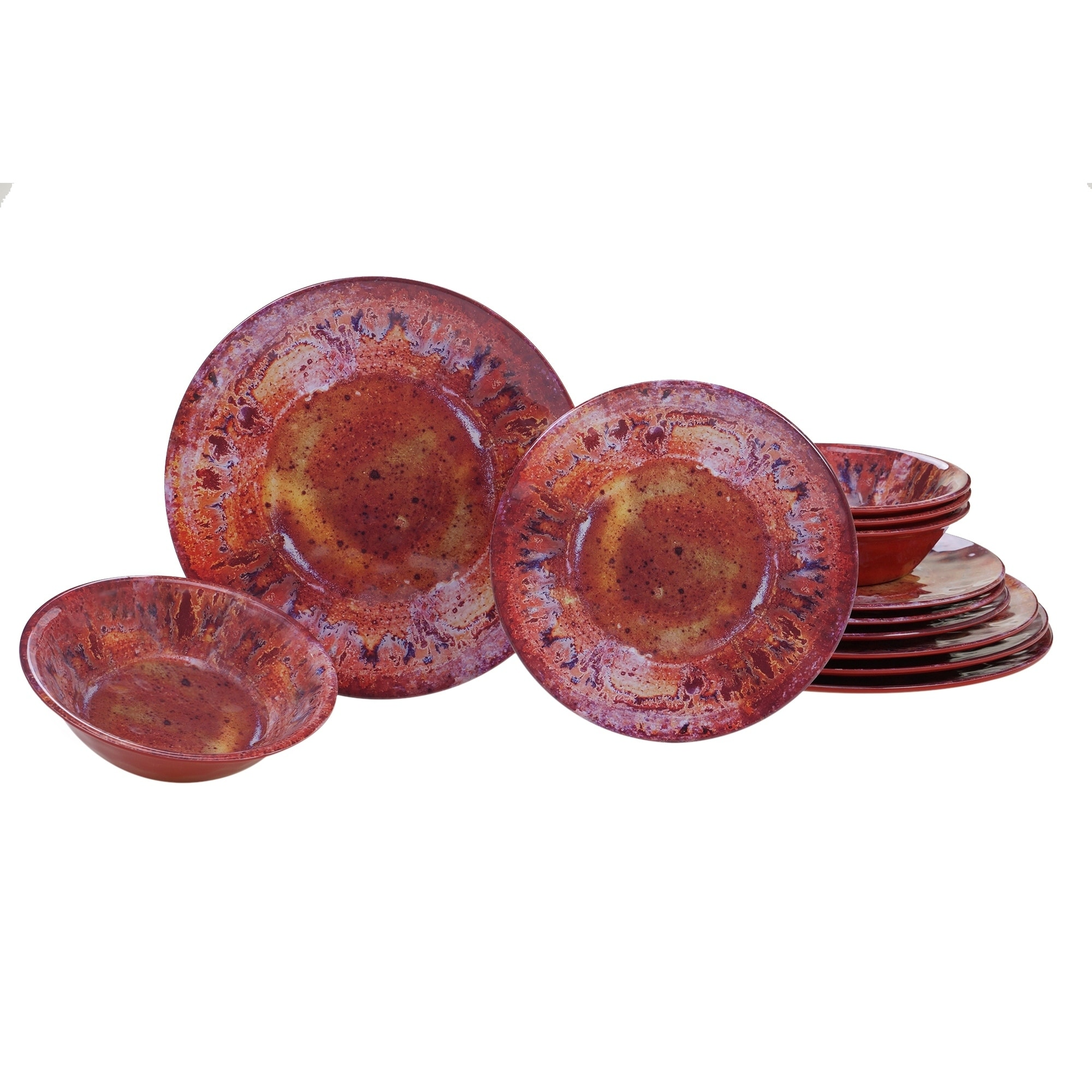 Red Dinnerware   Find Great Kitchen & Dining Deals Shopping at ...
