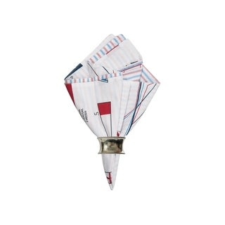 Point of Sail Reversible Napkin