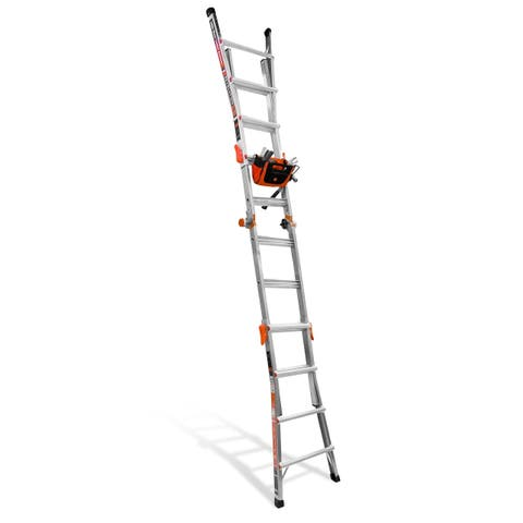 Little Giant Ladder Cargo Hold - Orange