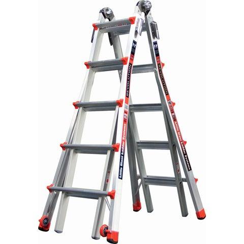Little Giant Aluminum Revolution 22' Multipurpose Ladder