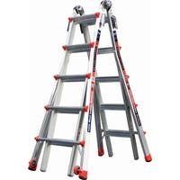 Little Giant Aluminum Revolution 22' Multipurpose Ladder