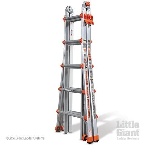 Little Giant Aluminum LT-22' Multipurpose Ladder