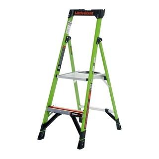 Little Giant Fiberglass MightyLite 4' Stepstool Step Ladder