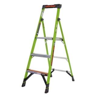 Little Giant Fiberglass MightyLite 5' Stepstool Step Ladder