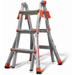 Little Giant Aluminum LT-13' Multipurpose Ladder