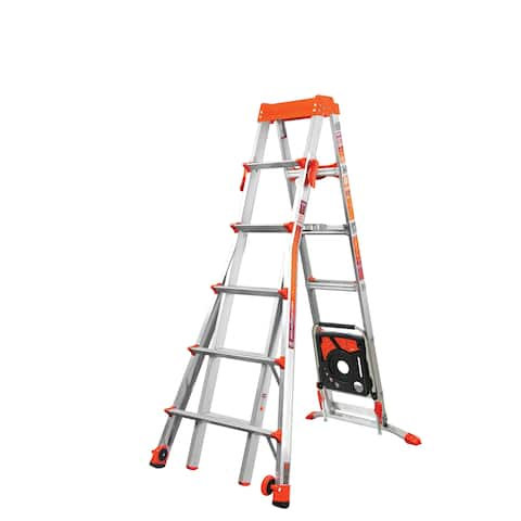 Little Giant Aluminum Select Step 6'-10' A-Frame
