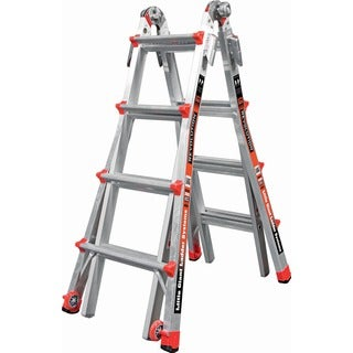 Little Giant Aluminum Revolution 17' Multipurpose Ladder
