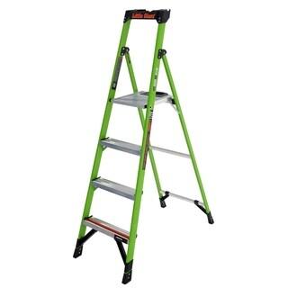 Little Giant Fiberglass MightyLite 6' Stepstool Step Ladder