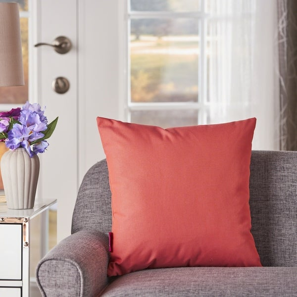 Kaffe Square Pillow by Christopher Knight Home