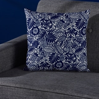 Leda Square Print Pillow by Christopher Knight Home