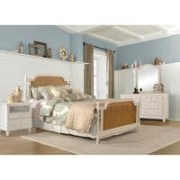 Hillsdale Melanie Bed - King   - Metal Bed Rails Not Included