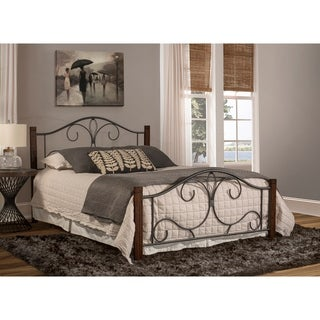 Hillsdale Destin Bed - King - Metal Bed Rail Included