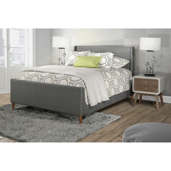 8280ed3079e4 Shop Hillsdale Denmark Bed - King - Side Rails Included - Free ...