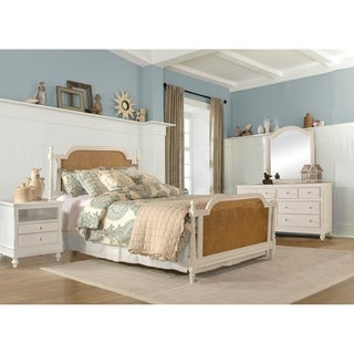 Hillsdale Melanie Bed - King - Metal Bed Rails Included