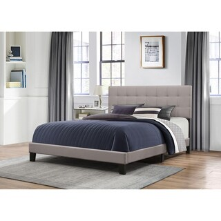 Hillsdale Delaney Bed in One - Queen - Stone Fabric