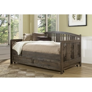 Hillsdale Dana Brown Wood Daybed