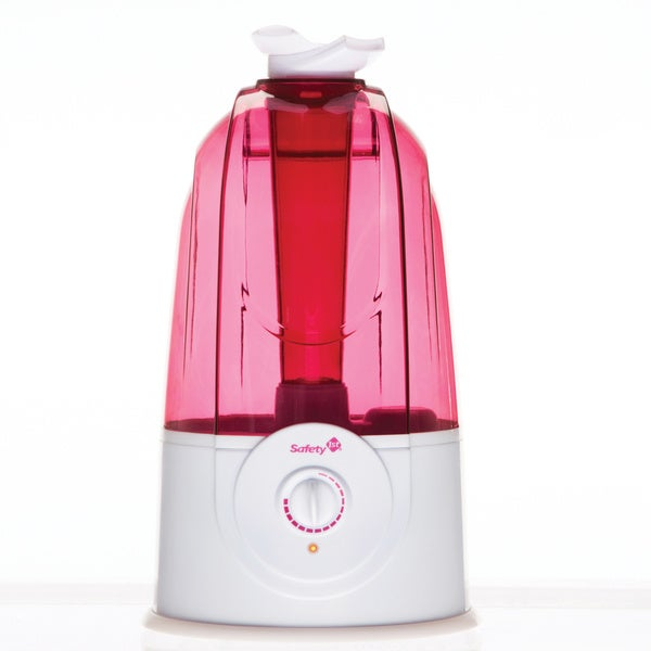 safety-1ˢᵗ-cool-mist-ultrasonic-360°-humidifier-in-raspberry by safety-1st