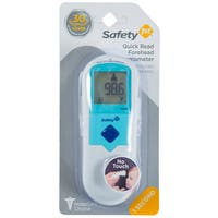 Safety 1ˢᵗ® Quick Read Forehead Thermometer in Arctic (1)