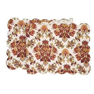 Addison Reversible Cotton Quilted Table Runner