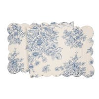 Nelly Blue Table Runner
