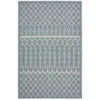 LR Home Sun Shower Indoor/Outdoor Rectangular Area Rug  (8'x10') - 8' x 10'