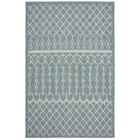 LR Home Sun Shower Indoor/Outdoor Rectangular Area Rug (5'x8') - 5'x 8'