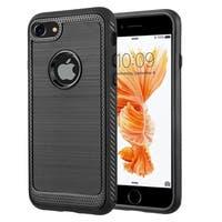 Iphone 8 Protek Silky Tpu Case - Black