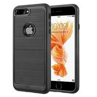 Iphone 8 Plus Protek Silky Tpu Case - Black
