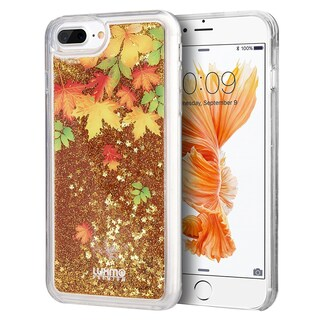 Luxmo Iphone 8 / 7 Plus Waterfall Fusion Liquid Sparkling Quicksand