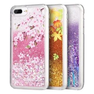 Luxmo Iphone 8 / 7 Plus Waterfall Fusion Liquid Sparkling Quicksand