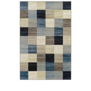 Miranda Haus Designer Rockaway Area Rug Collection (4' X 6') - 4' x 6'