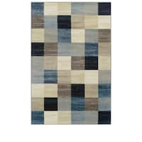 Superior Designer Rockaway Area Rug Collection (4' X 6') - 4' x 6'