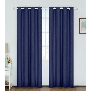 Popular Home HIighline Curtain Panel