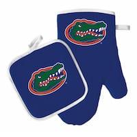 NCAA Florida Gators Oven Mitt and Pot Holder