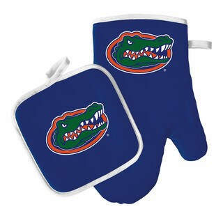 NCAA Florida Gators Oven Mitt and Pot Holder