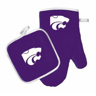 NCAA Kansas State Wildcats Oven Mitt And Pot Holder