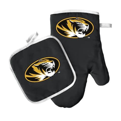NCAA Missouri Tigers Oven Mitt And Pot Holder