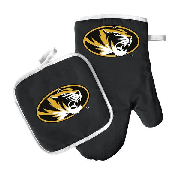 classic fit 44722 8b7bc Shop NCAA Missouri Tigers Oven Mitt And Pot Holder - Free Shipping On  Orders Over  45 - Overstock - 19994466