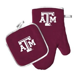 NCAA Texas A&M Aggies Oven Mitt And Pot Holder
