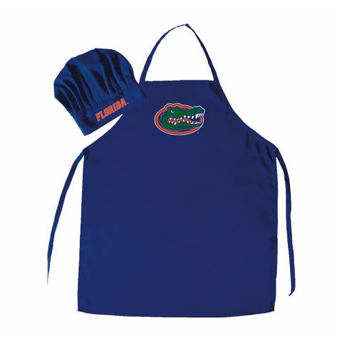 NCAA Florida Gators Apron and Chef Hat
