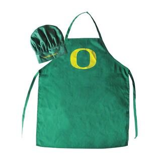 NCAA Oregon Ducks Chef Hat & Apron